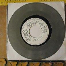 Discos de vinilo: PEQUEÑO DISCO SINGLE - VALEN - EL POETA Y LA NIÑA , - QUE VENGAN A MI LAS FLORES. Lote 54256190