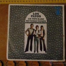 Discos de vinilo: PEQUEÑO DISCO SINGLE - LOS PAYOS. Lote 54256428