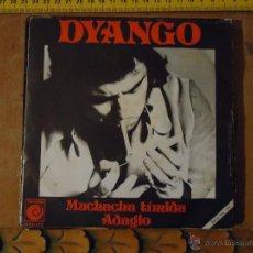 Discos de vinilo: PEQUEÑO DISCO SINGLE - DYANGO. Lote 54256443