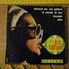 Discos de vinilo: PEQUEÑO DISCO SINGLE - VIVA LOS MAYAS. Lote 54256448