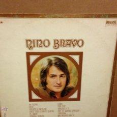 Discos de vinilo: DISCO VINILO LP NINO BRAVO.MI TIERRA LIBRE .... Lote 54257929