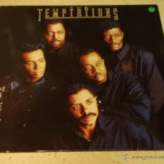 Discos de vinilo: THE TEMPTATIONS ( MILESTONE ) 1991 - GERMANY LP33 MOTOWN RECORDS. Lote 54258684