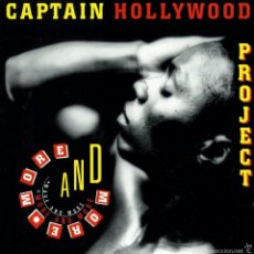 Discos de vinilo: CAPTAIN HOLLYWOOD PROJECT - MORE AND MORE #1539. Lote 54260748