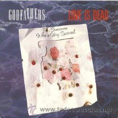 Discos de vinilo: THE GODFATHERS - LOVE IS DEAD - ED. INGLESA. Lote 54265074