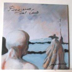 Discos de vinilo: PASAJEROS DEL VIENTO - IMPRESIONES - NUEVO. Lote 54268783