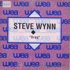 Discos de vinilo: STEVE WYNN - DRAG (PROMO). Lote 54270253