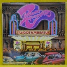Discos de vinilo: PEQUEA COMPAIA - TANGOS A MEDIA LUZ - LP. Lote 54277775