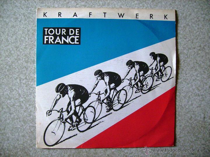 KRAFTWERK.TOUR DE FRANCE+ INSTRUMENTAL (Música - Discos - Singles Vinilo - Electrónica, Avantgarde y Experimental)