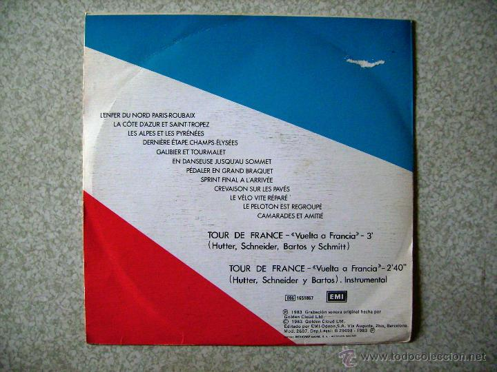 Discos de vinilo: KRAFTWERK.TOUR DE FRANCE+ INSTRUMENTAL - Foto 2 - 54278039