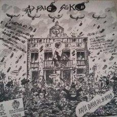 Discos de vinilo: LP A PALO SEKO KAÑA BURRA DEL HENARES VINILO . Lote 54288854