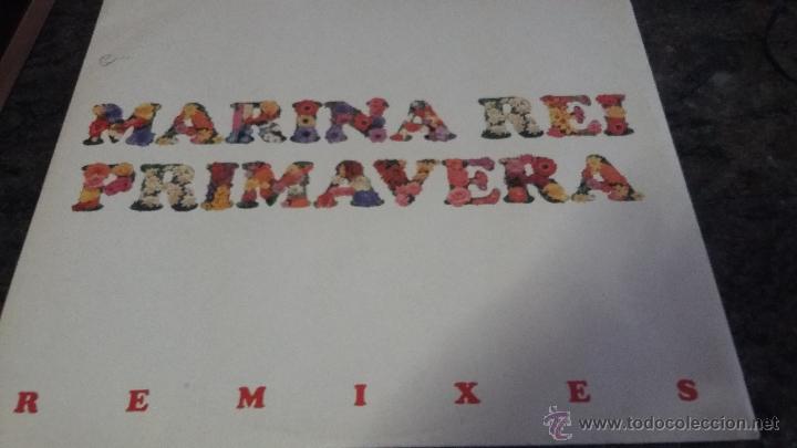 MARINA REI-PRIMAVERA (Música - Discos de Vinilo - Maxi Singles - Pop - Rock Extranjero de los 90 a la actualidad)