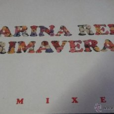 Discos de vinilo: MARINA REI-PRIMAVERA. Lote 54294129