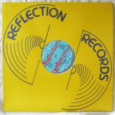 Discos de vinilo: RONNIE GEE RAPTIVITY REFLECTIONS RECORDS 1980. Lote 54299708