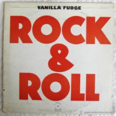 Discos de vinilo: VANILLA FUDGE ROCK & ROLL USA ATCO 1969. Lote 54299761