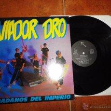 Discos de vinilo: EL AVIADOR DRO CIUDADANOS DEL IMPERIO LP VINILO 1986 CONTIENE 12 TEMAS MOVIDA TECHNO POP. Lote 54306646