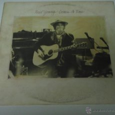 Discos de vinilo: NEIL YOUNG ( COMES A TIME ) 1978 - USA LP33 REPRISE RECORDS. Lote 947702