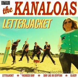 THE KANALOAS – LETTERJACKET (Música - Discos - Singles Vinilo - Grupos Españoles de los 90 a la actualidad)