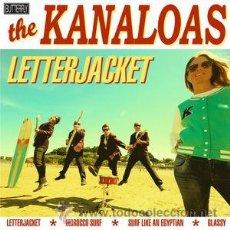 Discos de vinilo: THE KANALOAS – LETTERJACKET. Lote 54311393