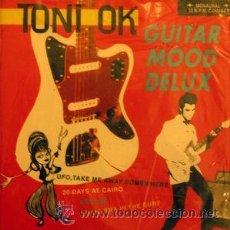 Discos de vinilo: TONY OK - GUITAR MOOD DELUX (CORDUROY RECORDS). Lote 54311937