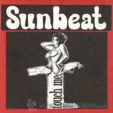 Discos de vinilo: SUNBEAT - TOUCH ME. Lote 54313827