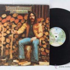 Discos de vinilo: DISCO LP VINILO - GENE PARSONS. KINDLIG - WARNER BROS, AÑO 1974. Lote 54315197