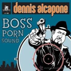Discos de vinilo: DENNIS ALCAPONE & THE CABRIANS - BOSS PORN SOUND . Lote 54318122