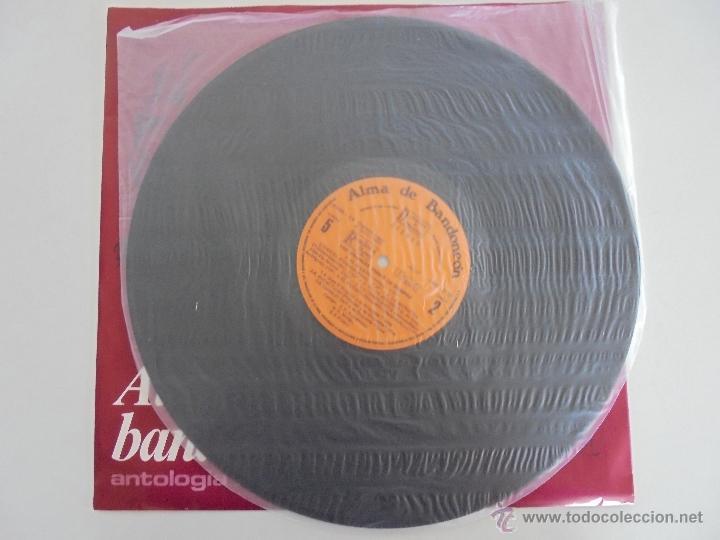 Discos de vinilo: ALMA DE BANDONEON. ANTOLOGIA DEL TANGO. 5 DISCOS. VER FOTOGRAFIAS ADJUNTAS. - Foto 8 - 54319355