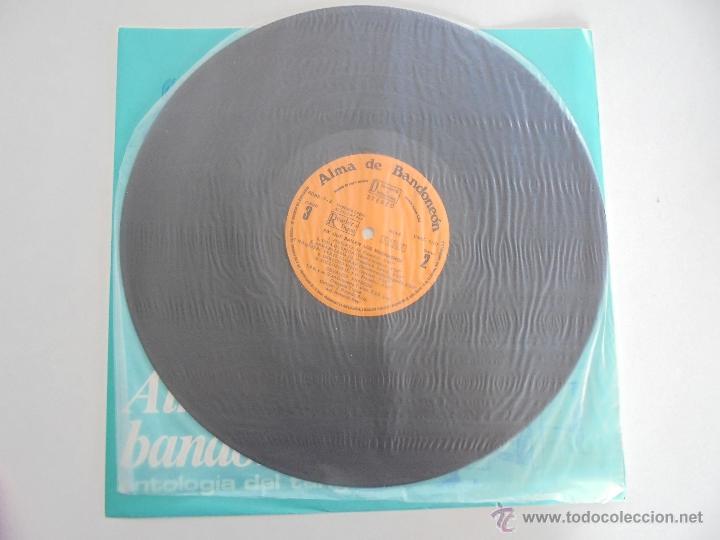 Discos de vinilo: ALMA DE BANDONEON. ANTOLOGIA DEL TANGO. 5 DISCOS. VER FOTOGRAFIAS ADJUNTAS. - Foto 16 - 54319355