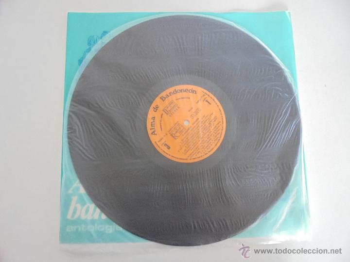 Discos de vinilo: ALMA DE BANDONEON. ANTOLOGIA DEL TANGO. 5 DISCOS. VER FOTOGRAFIAS ADJUNTAS. - Foto 17 - 54319355