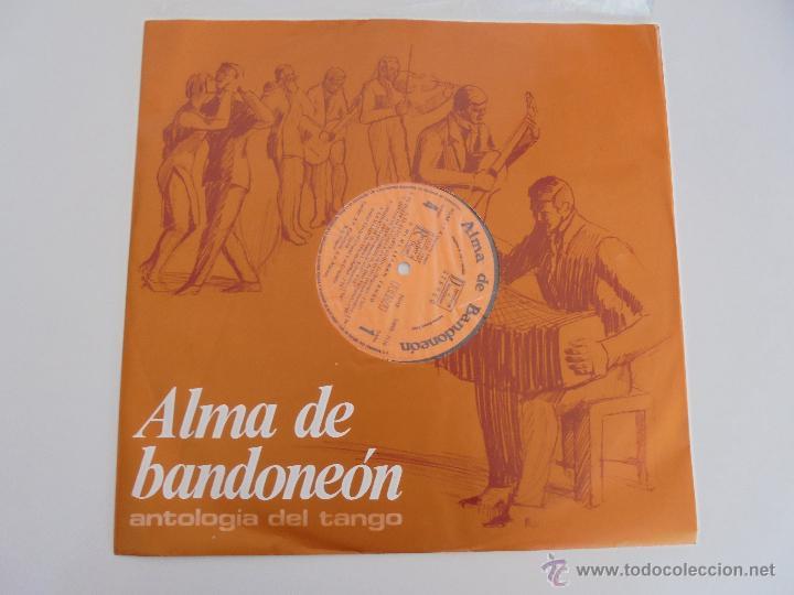 Discos de vinilo: ALMA DE BANDONEON. ANTOLOGIA DEL TANGO. 5 DISCOS. VER FOTOGRAFIAS ADJUNTAS. - Foto 18 - 54319355