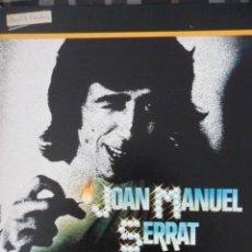 Discos de vinilo: JOAN MANUEL SERRAT. ALBUM DE ORO. 4 LPS. . Lote 54324160