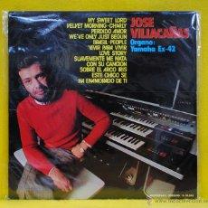 Discos de vinilo: JOSE VILLACAAS - MY SWEET LORD - LP. Lote 54325200