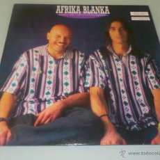 Discos de vinilo: AFRIKA BLANKA ( TOTO Y DOMINIQUE ).-SELLO MAX MUSIC.- MAXI SINGLE 12¨.-1988. Lote 54328242