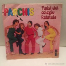 Discos de vinilo: PARCHIS TWIST COLEGIO RATATATA BELTER. Lote 54330330