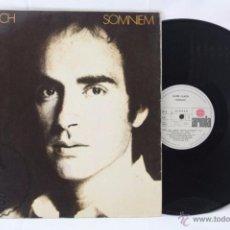 Discos de vinilo: DISCO LP VINILO - LLUIS LLACH. SOMNIEM - ARIOLA, AÑO 1979. Lote 54335660