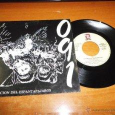 Discos de vinilo: 091 LA CANCION DEL ESPANTAPAJAROS SINGLE VINILO PROMO 1991 JOSE IGNACIO LAPIDO MISMO TEMA. Lote 54348764