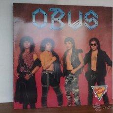 Discos de vinilo: OBUS / OBUS - ZAFIRO- SERIE AMIGA 1989,,,RAREZA. Lote 54349208