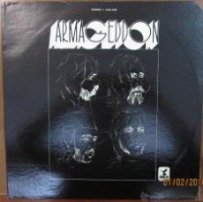 Discos de vinilo: ARMAGEDDON - ARMAGEDDON - LP 1969 AMOS RECORDS AAS-7008 EDICIÓN AMERICANA ORIGINAL. Lote 54351273