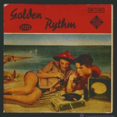 Discos de vinilo: GOLDEN RYTHM.(VOLUMEN II ).VARIAS ORQUESTAS.-EP TELEFUNKEN.1958. Lote 54353884