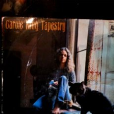 Discos de vinilo: VINILO LP DE - CAROLE KING TAPESTRY - AM RECORDS 1971.. Lote 54357890