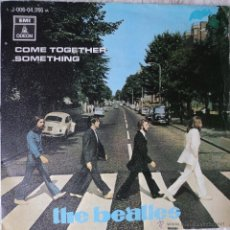 Discos de vinilo: THE BEATLES - COME TOGETHER - EDICIÓN DE 1969 DE ESPAÑA. Lote 54360814