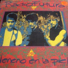 Discos de vinilo: RADIO FUTURA-VENENO EN LA PIEL. Lote 89174522