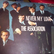 Discos de vinilo: THE ASSOCIATION - NEVER MY LOVE - 1967. Lote 54379066