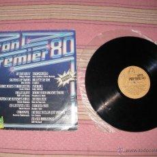 Discos de vinilo: RECOPILATORIO GRAN PREMIER 80. Lote 54385868
