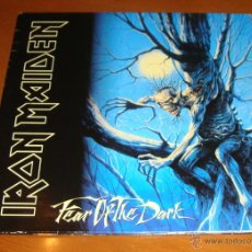 Discos de vinilo: IRON MAIDEN - FEAR OF THE DARK - 2 LP - EMI 1992 SEMINUEVO. Lote 54386242