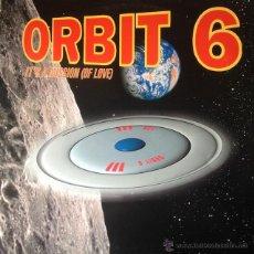Discos de vinilo: ORBIT 6 - IT'S A MISSION / SPANISH FLY . MAXI SINGLE . 1994 GERMANY. Lote 54390741
