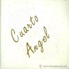 Discos de vinilo: CUARTO ANGEL EP SELLO CANOA AÑO 1990. Lote 54391295