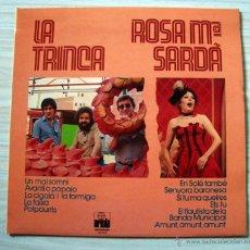 Discos de vinilo: MUSICA LP´S, LP DISCO VINILO LA TRINCA Y ROSA Mª SARDA. Lote 54395758
