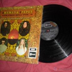 Discos de vinilo: THE MAMAS AND THE PAPAS LP GOLDEN ERA VOL. 2 - 1968 1969 SPAIN VER FOTOS. Lote 54397258