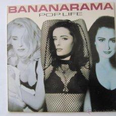 Discos de vinilo: LP VINILO BANANARAMA POP LIFE. Lote 54401677
